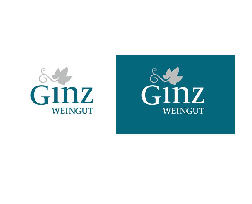 Weingut Ginz Logo